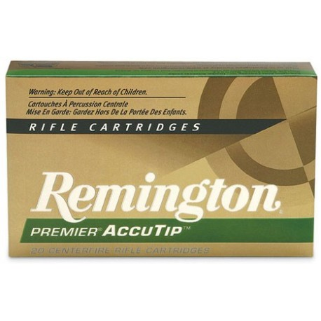 Munición metálica REMINGTON - ACCUTIP