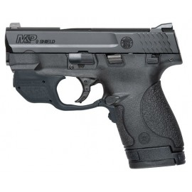 Pistola SMITH & WESSON M&P9 Shield láser verde