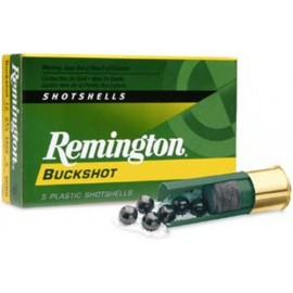 Postas para escopeta 12/70 REMINGTON Express Buckshot - 00