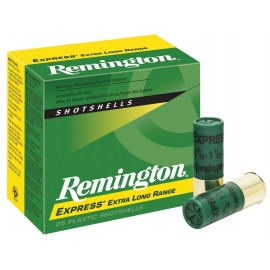 Cartuchos de caza 12/70 REMINGTON EXPRESS Extra Long Range 36gr. P-9