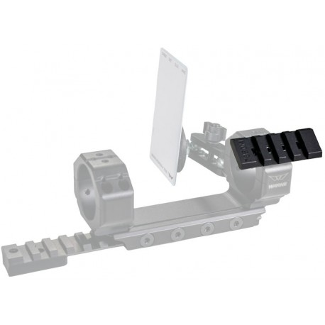 Carril horizontal WARNE para montura Skyline Precision - 7850M