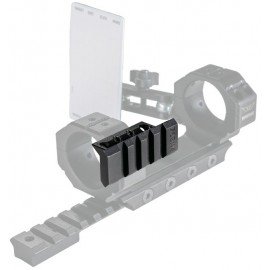 Carril vertical WARNE para montura Skyline Precision - 7851M