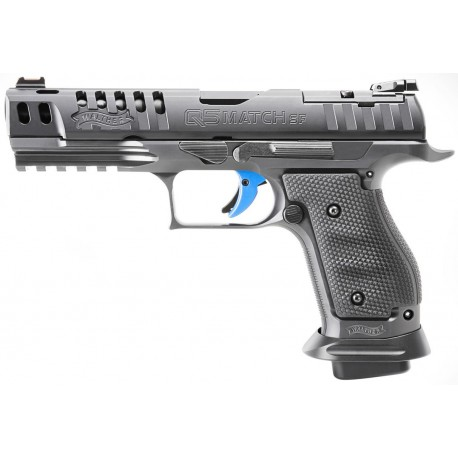 Pistola Walther Q5 Match SF Champion (negra) - 2837374