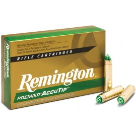 Munición metálica REMINGTON PREMIER ACCUTIP - 450 Bushmaster - 260 grains - 27943