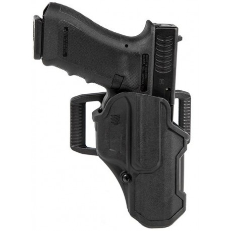 Funda de servicio BLACKHAWK! T-SERIES Compact de Nivel 2 - M&P Shield 2.0 - 410759BKR