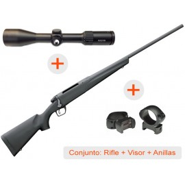 Rifle de cerrojo REMINGTON 783 + Visor AVISTAR 2,5-10x50 R.I. + Anillas WEAVER Grand Slam