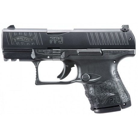 """Pistola Walther PPQ M2 Subcompact 3.5"""" - 9mm. - 2827166"""