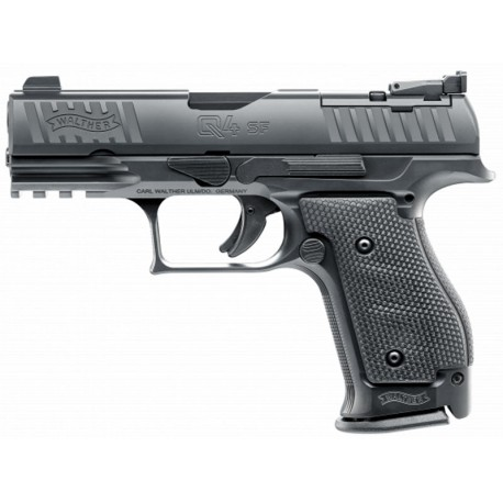 """Pistola Walther Q4 SF OR 4"""" - 9mm. - 2843331"""