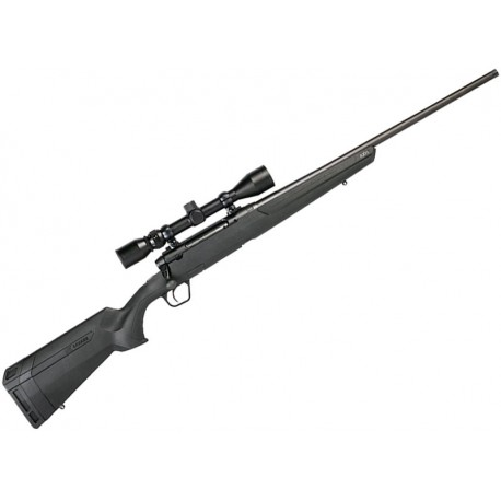 Rifle de cerrojo SAVAGE AXIS XP SR - 222 Rem. - 55749