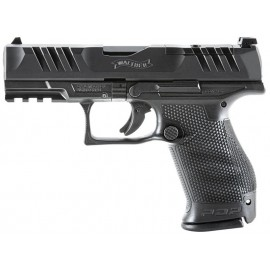 """Pistola Walther PDP Compact 4"""" - 9mm."""