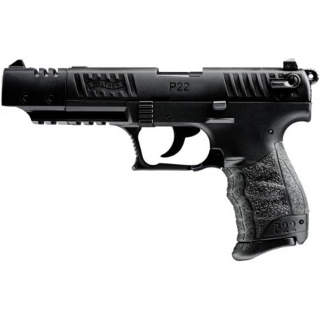 Pistola Walther P22Q Target