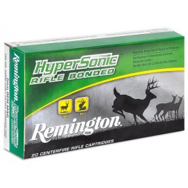 Munición metálica REMINGTON HYPERSONIC - 300 Win. Mag. - 180 grains