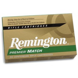 Munición metálica REMINGTON PREMIER MATCH - 300 AAC Blk - 125 grains