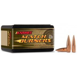 "Puntas de bala BARNES MATCH BURNERS - .284"" - 171 grains"