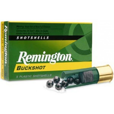 Postas para escopeta 12/70 REMINGTON Express Buckshot