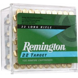 Munición REMINGTON .22 LR Target - 43 grains