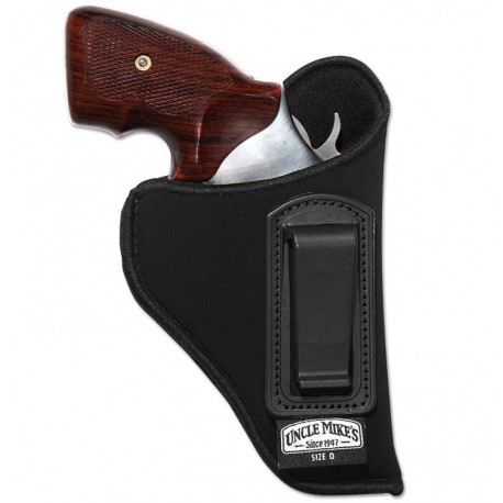 Funda Uncle Mikes's pinza abierta T-0 Z