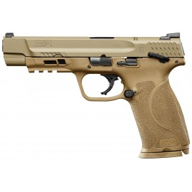 "Pistola SMITH & WESSON M&P9 M2.0 5"" - con seguro manual"