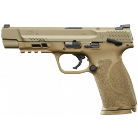 "Pistola SMITH & WESSON M&P40 M2.0 5"" - con seguro manual"