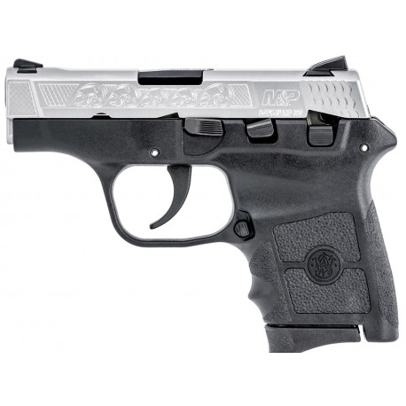 Pistola SMITH & WESSON M&P BODYGUARD 380 Grabada