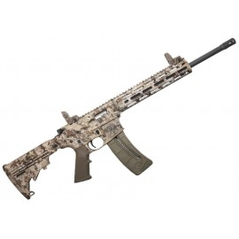 Carabina semiautomática Smith & Wesson M&P15-22 Sport KRYPTEK