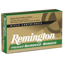 Munición metálica REMINGTON SCIROCCO BONDED - 300 RUM - 180 grains