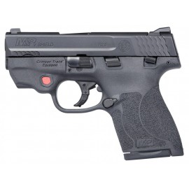 Pistola SMITH & WESSON M&P9 Shield M2.0 láser rojo