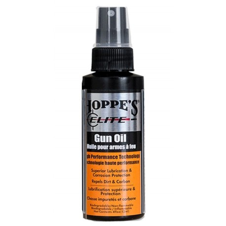 Aceite para armas HOPPE'S Elite - spray 4oz.
