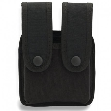 Funda UNCLE MIKE'S compacta  de nylon para 2 cargadores