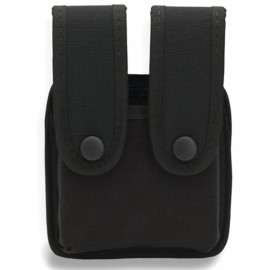 Funda UNCLE MIKE'S compacta de nylon para 4 cargadores