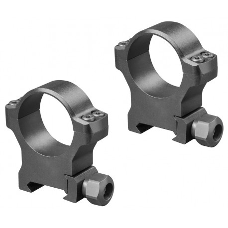 Juego de Anillas LEUPOLD BackCountry Cross-Slot 30mm. [Fijas] - Bajas - 175119