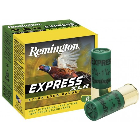 Cartuchos De Caza 12 70 Remington Express Extra Long Range 36gr P 7 5