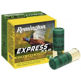 Cartuchos de caza 12/70 REMINGTON EXPRESS Extra Long Range 36gr. P-6