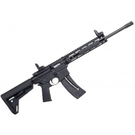Carabina semiautomática Smith & Wesson M&P15-22 Sport MOE SL - negra - 10213