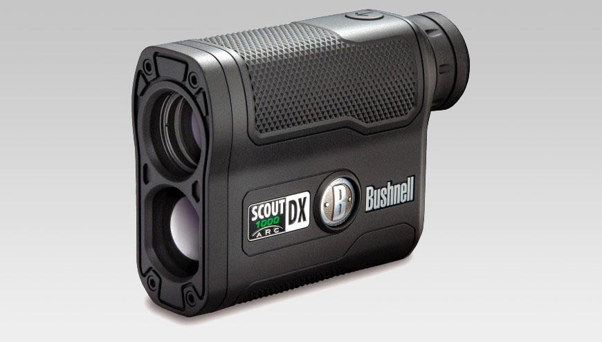 Telémetro Bushnell DX Scout 1000 ARC