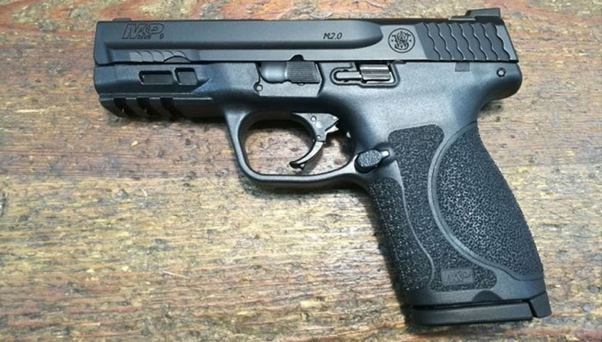 Smith & Wesson M&P 2.0 Compact