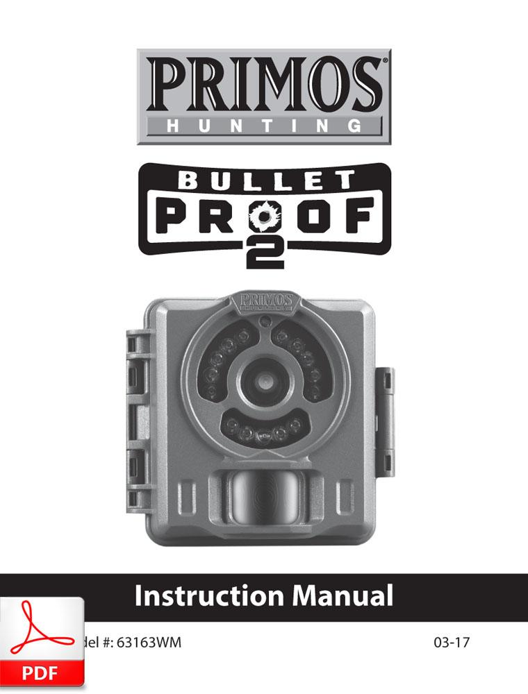 PRIMOS Bullet Proof 2ª Gen.