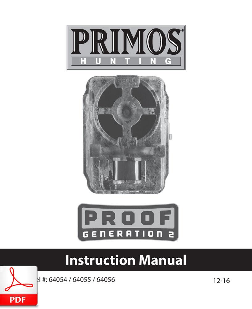 PRIMOS Proof 2ª Gen.