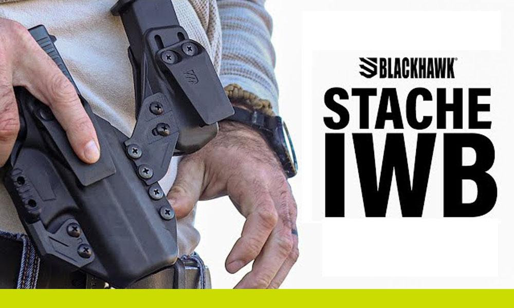 NUEVA Funda BLACKHAWK! Stache IWB