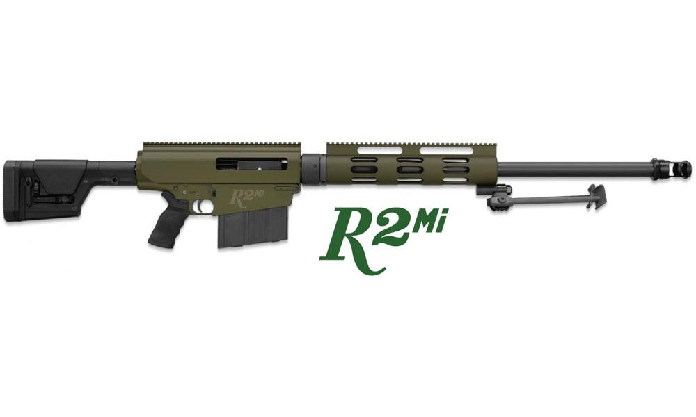 Nuevo Remington R2Mi 50 BMG