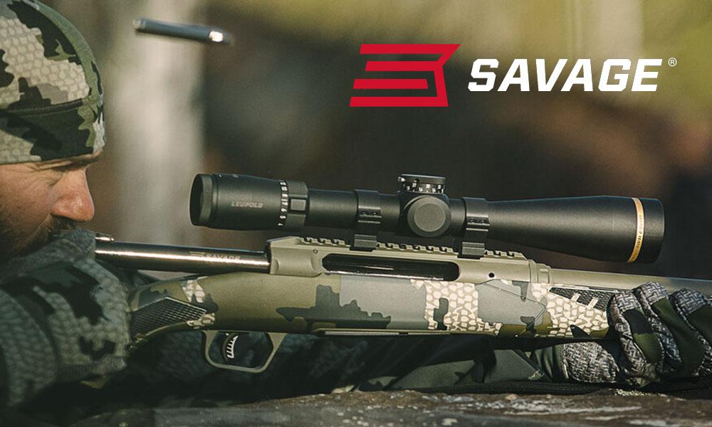 BORCHERS nuevo distribuidor de rifles SAVAGE en España