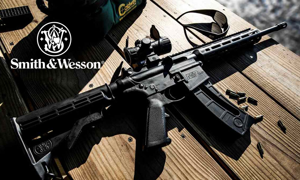 Carabina Smith & Wesson M&P15-22 Sport Red / Green Dot