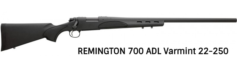 Remington 700 ADL en 22-250