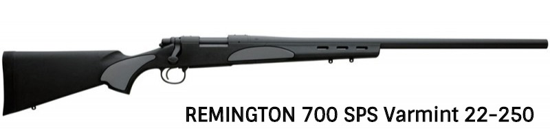 Remington 700 SPS en 22-250