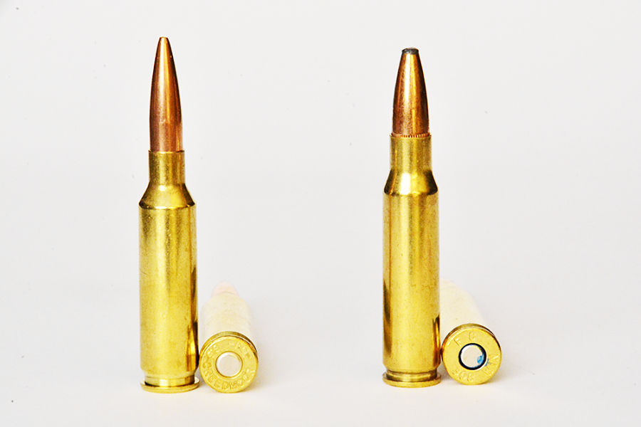 6.5 Creedmoor vs .308 Win.