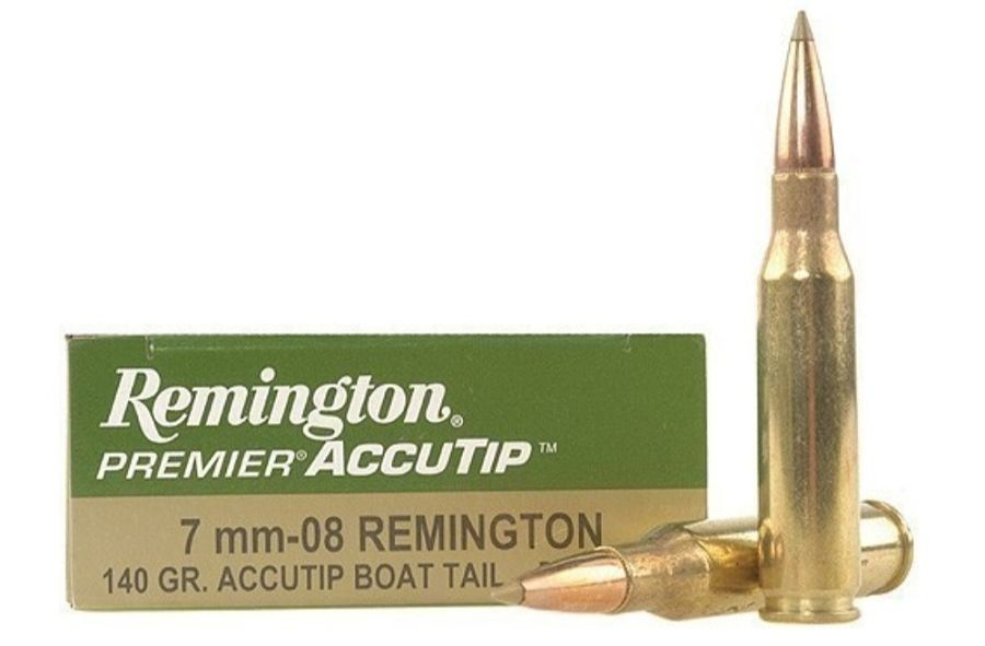 Munición Remington Premier Accutip 140 grains