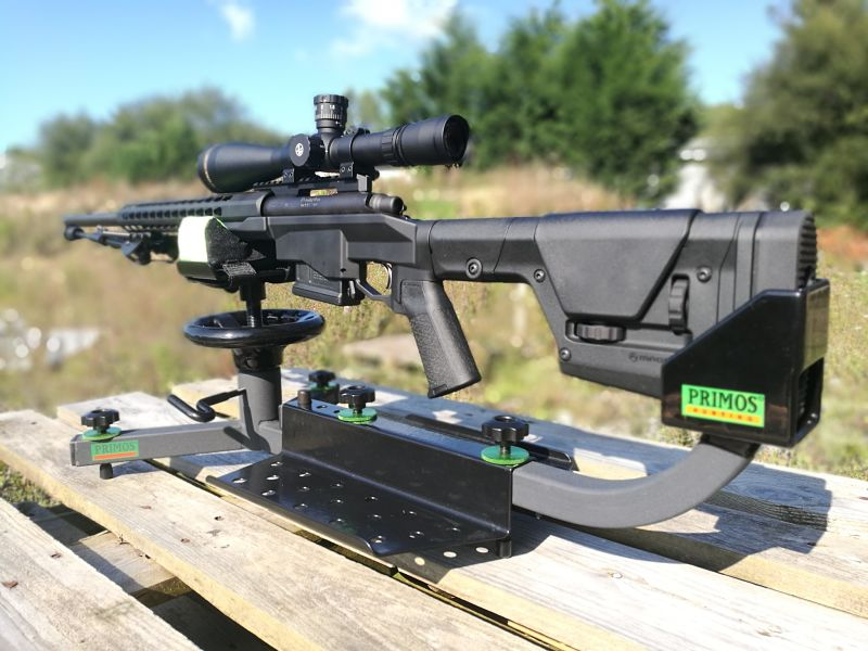 Banco de tiro PRIMOS Group Therapy Remington 700 PCR
