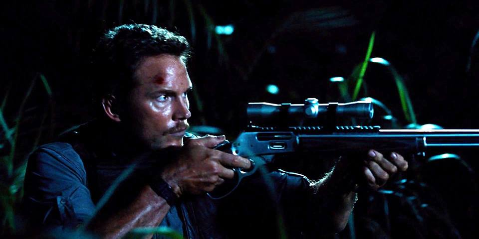 Marlin 1895 SBL en Jurassic World
