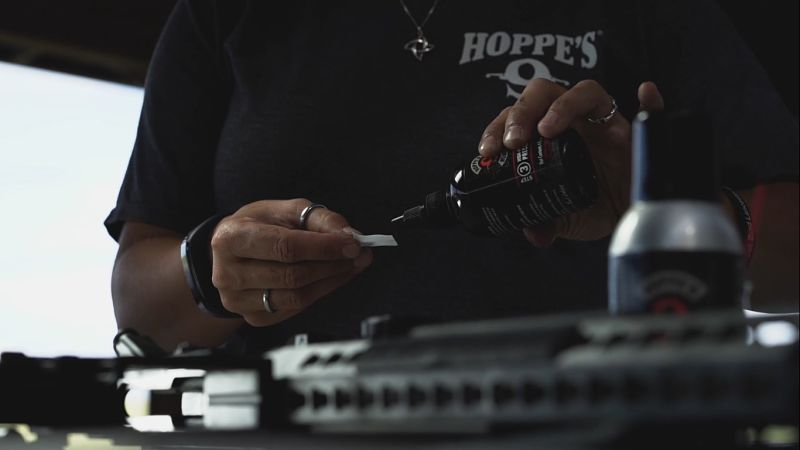 HOPPES BLACK Precision Oil