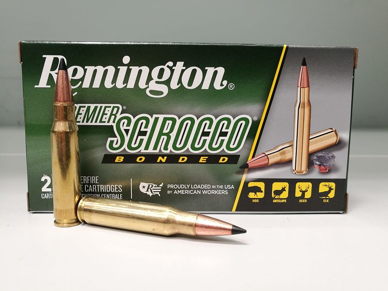 Remington SCIROCCO 308 Win